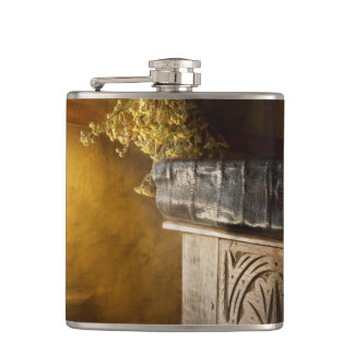 Pharmacy - The apothecarian Hip Flask