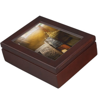 Pharmacy - The apothecarian Keepsake Box