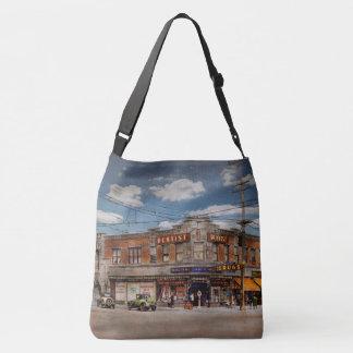 Pharmacy - The corner drugstore 1910 Crossbody Bag