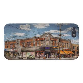 Pharmacy - The corner drugstore 1910 iPhone 5/5S Covers