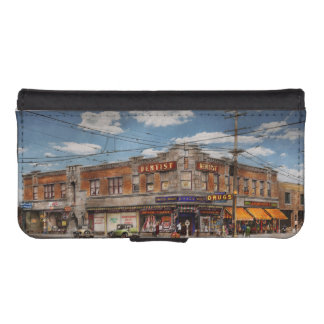 Pharmacy - The corner drugstore 1910 iPhone SE/5/5s Wallet Case