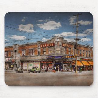 Pharmacy - The corner drugstore 1910 Mouse Pad