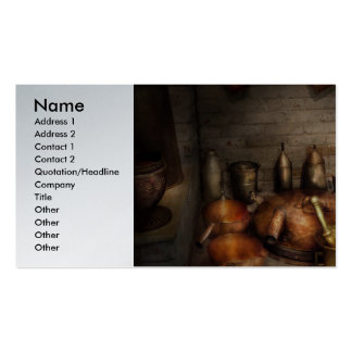 Pharmacy - What's cooking today Pack Of Standard Business Cards