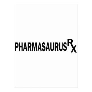 Pharmasaurasrx Postcard
