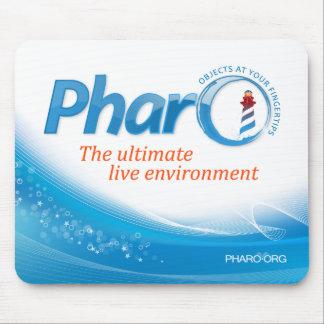 """Pharo Mousepad """"Blue wave"""""""