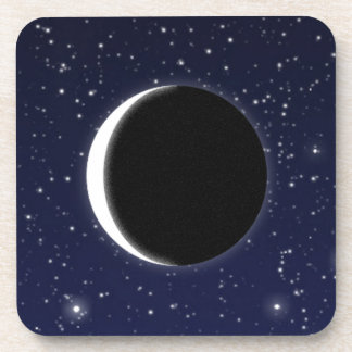 Phases of the Moon Beverage Coasters