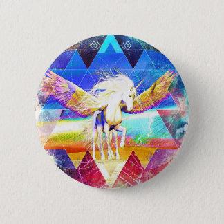Phate-Arcynn Ahnna Jha Unicorn 6 Cm Round Badge