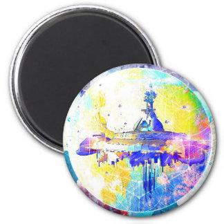 Phate-Derelict Starships Magnet