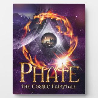 Phate-The Cosmic Fairytale Plaque