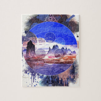 Phate-The Syroxian Sea Jigsaw Puzzle