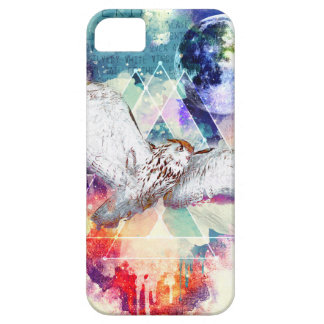 Phate-Vu Verian-The Great White Owl Barely There iPhone 5 Case