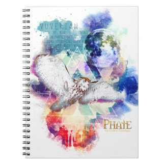 Phate-Vu Verian-The Great White Owl Notebook