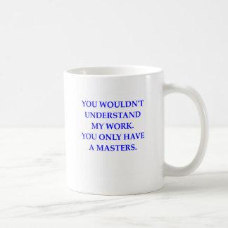 phd coffee mug