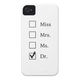 PhD gifts for women iPhone 4 Cover