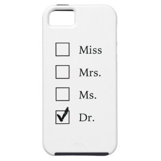 PhD gifts for women iPhone 5 Case