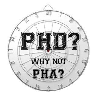 PhD? Why not PhA? High expectations Asian Father Dartboard
