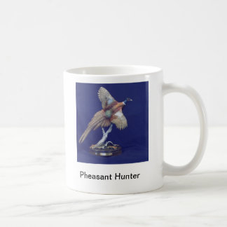 Pheasant Hunter Coffee Mug