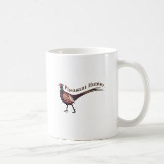 PHEASANT HUNTER COFFEE MUG