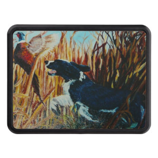 pheasant hunters trailer hitch cover