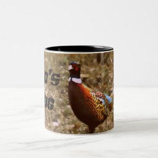 Pheasant Photo Coffee Mug