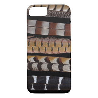 Pheasant tail feathers iPhone 8/7 case