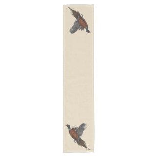 Pheasants in Flight Table Runner