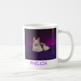 Phelicia 11 oz. mug