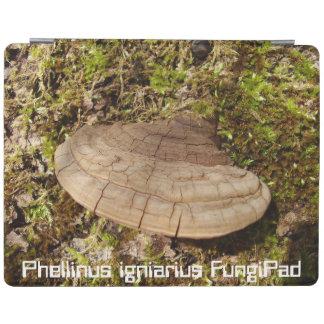 Phellinus igniarius FungiPad Cover iPad Cover