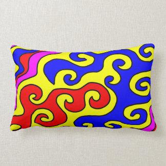"""Phelp 631 Art Lumbar Pillow 13"""" X 21"""""""