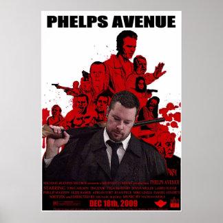 Phelps Avenue Poster