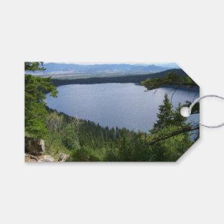 Phelps Lake at Grand Teton National Park Gift Tags
