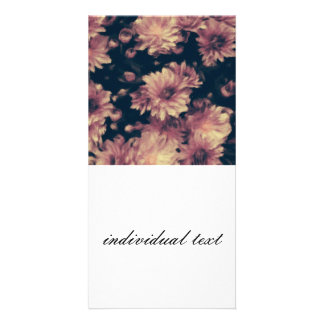 phenomenal blossoms soft (I) Personalized Photo Card