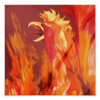 Pheonix birth poster