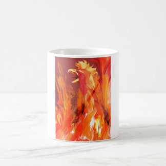 Pheonix Magic Mug