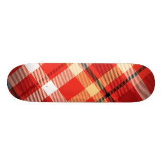 Pheonix Plaid Skate Board Decks