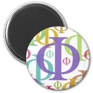 Phi 6 Cm Round Magnet