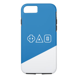Phi Delta Theta | Greek Letters iPhone 8/7 Case