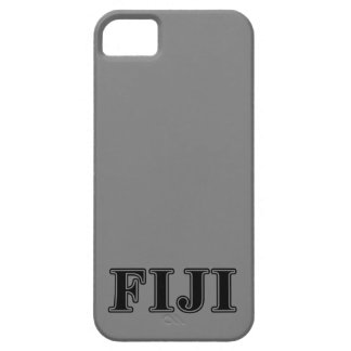 Phi Gamma Delta Black Letters iPhone 5 Cover
