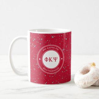 Phi Kappa Psi   Badge Coffee Mug