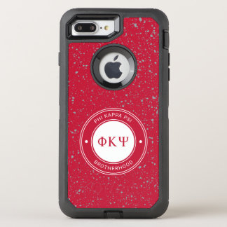 Phi Kappa Psi | Badge OtterBox Defender iPhone 8 Plus/7 Plus Case