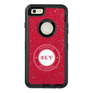 Phi Kappa Psi | Badge OtterBox Defender iPhone Case
