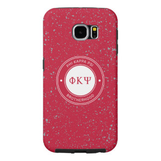 Phi Kappa Psi | Badge Samsung Galaxy S6 Cases