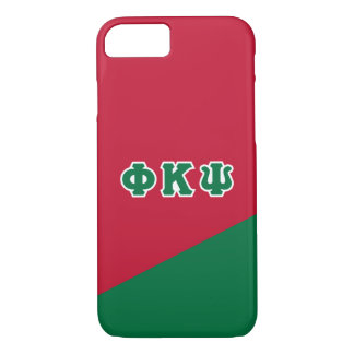 Phi Kappa Psi | Greek Letters iPhone 8/7 Case