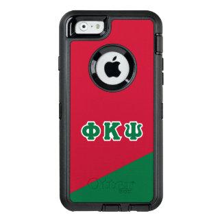Phi Kappa Psi | Greek Letters OtterBox Defender iPhone Case