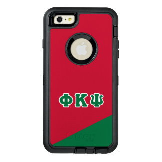 Phi Kappa Psi | Greek Letters OtterBox Defender iPhone Case