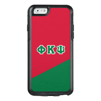 Phi Kappa Psi | Greek Letters OtterBox iPhone 6/6s Case