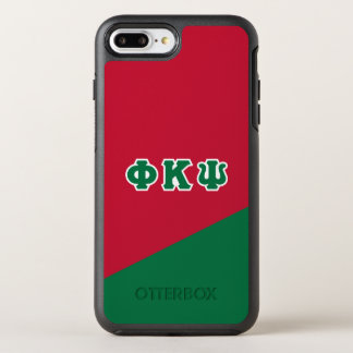 Phi Kappa Psi | Greek Letters OtterBox Symmetry iPhone 8 Plus/7 Plus Case