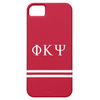 Phi Kappa Psi | Sport Stripe Case For The iPhone 5