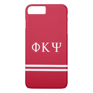Phi Kappa Psi | Sport Stripe iPhone 8 Plus/7 Plus Case