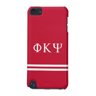 Phi Kappa Psi | Sport Stripe iPod Touch (5th Generation) Cover